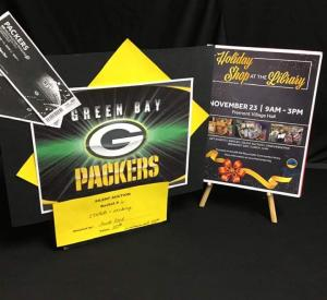 Silent Auction - Frick Ford - Packer Tickets