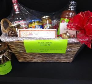 Silent Auction Gala Bloody Mary Basket