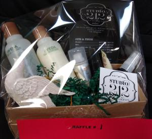 Raffle Basket - Studio 212 - hair care products
